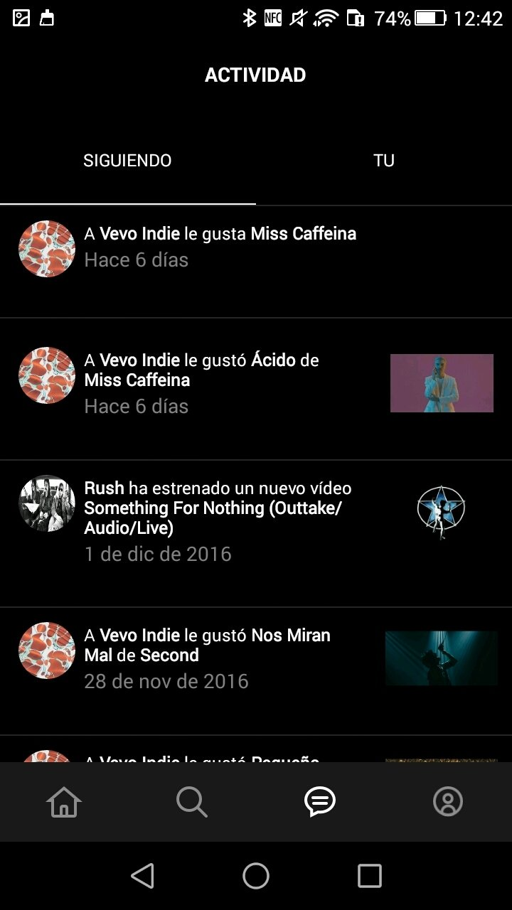 Vevo Downloader For Android: Vídeos Musicales 5.4.1.0 Android