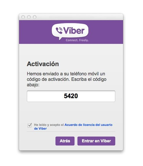viber gratis en español