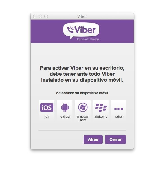 Viber 9 9 6 - Download for Mac Free