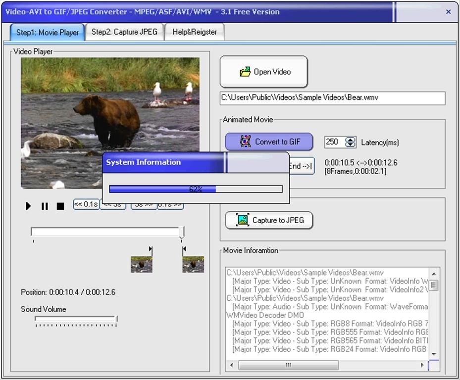 Download video avi to gifjpeg converter 31 free video avi to gifjpeg converter image 3 thumbnail negle Image collections