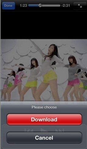 Video Downloader Super Lite iPhone image 2