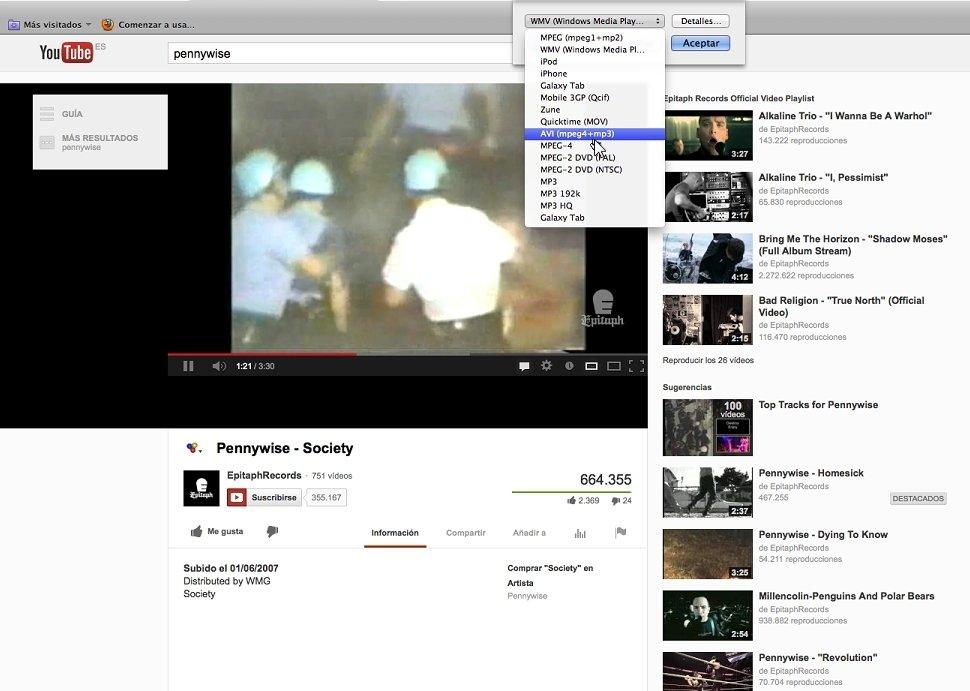 Video DownloadHelper 7 3 5 - Download for Mac Free