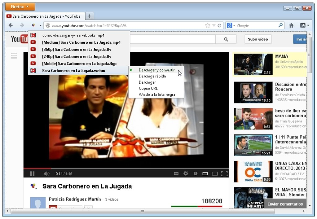 Video DownloadHelper 7 3 5 - Download for PC Free