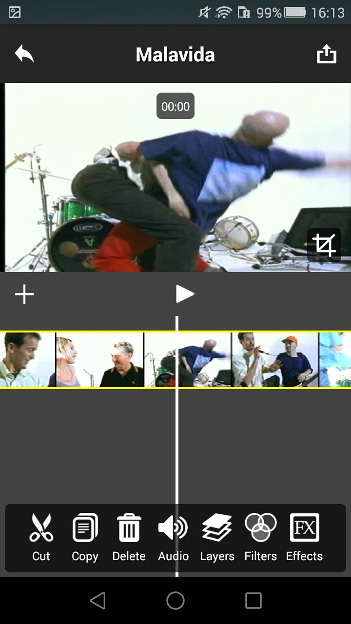 Video Editor AndroMedia 2 0 - Download for Android APK Free