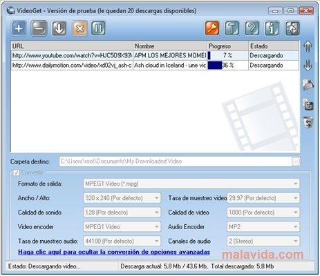 VideoGet image 4