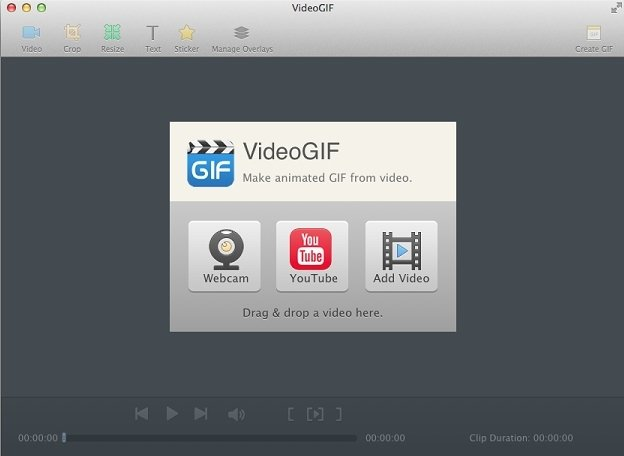 VideoGIF Mac image 8