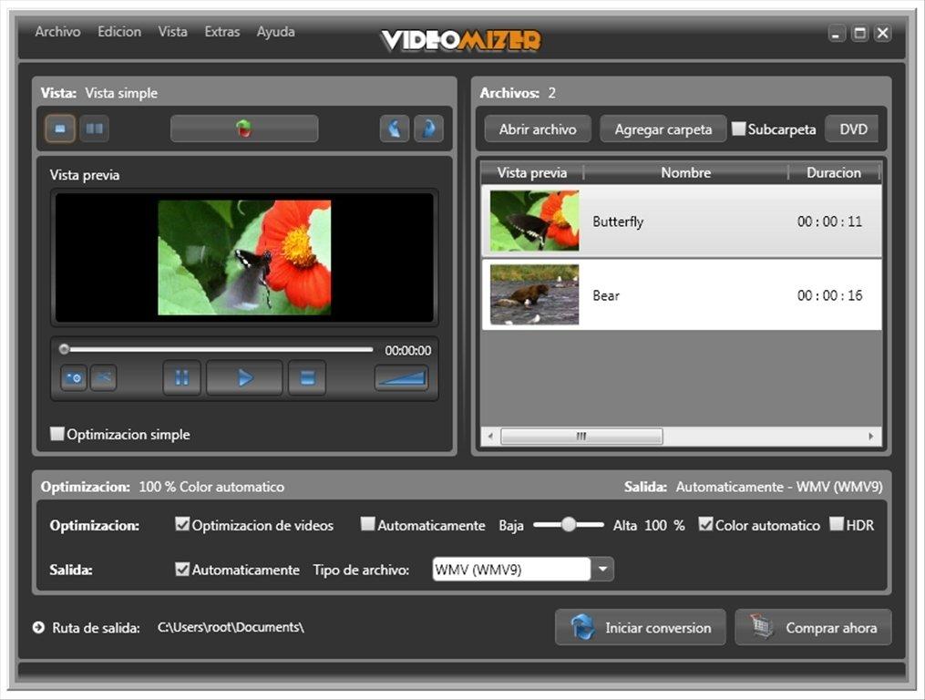 Videomizer 1.2.11.900