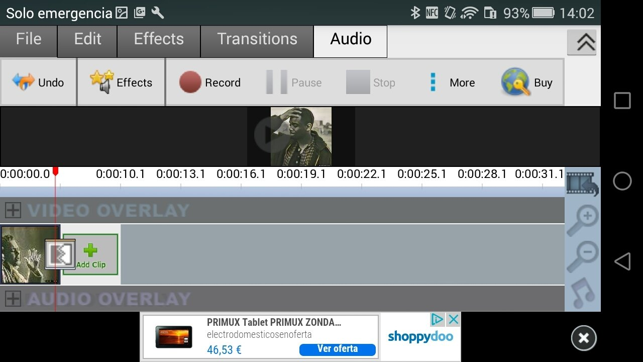 Download videopad 443 android apk free videopad image 5 thumbnail ccuart Gallery