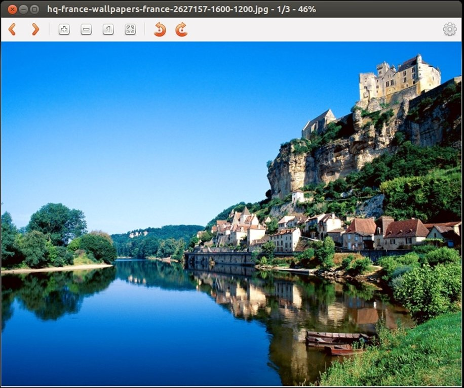 Viewnior Linux image 5