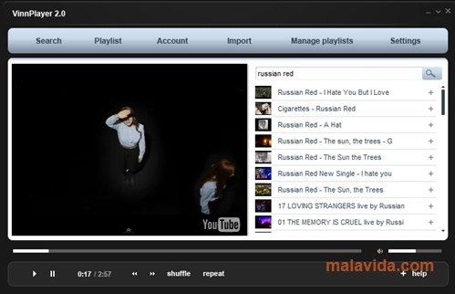 VinnPlayer image 4