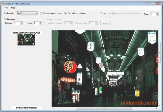 VintaSoftImaging.NET image 5