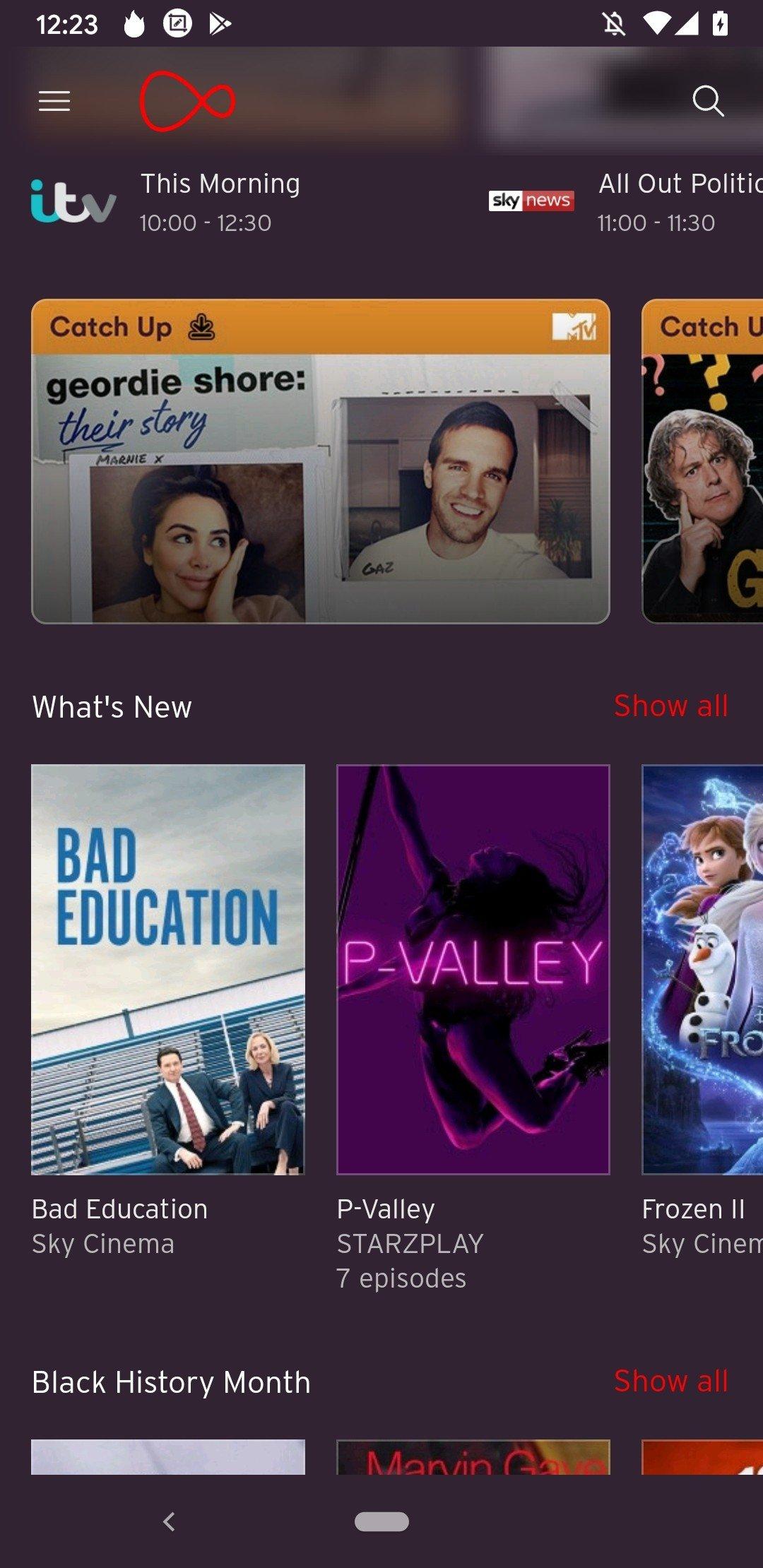 Скачать приложения tv to go программы салоны красоты скачать бесплатно