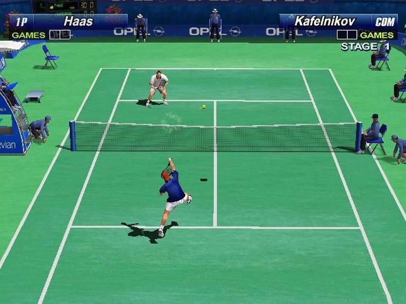 Virtua Tennis 1.4 Demo