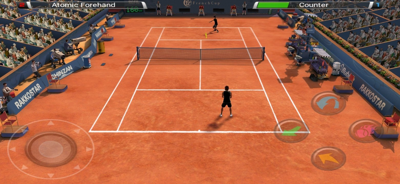 Virtua Tennis Challenge Android image 8