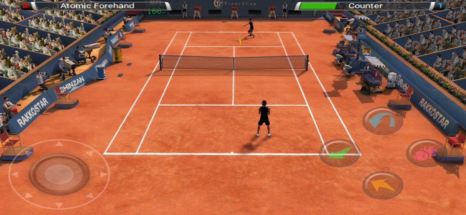 Virtua Tennis Challenge 3 1 8 Descargar Para Android Apk Gratis