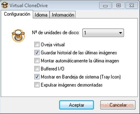 Virtual CloneDrive image 4