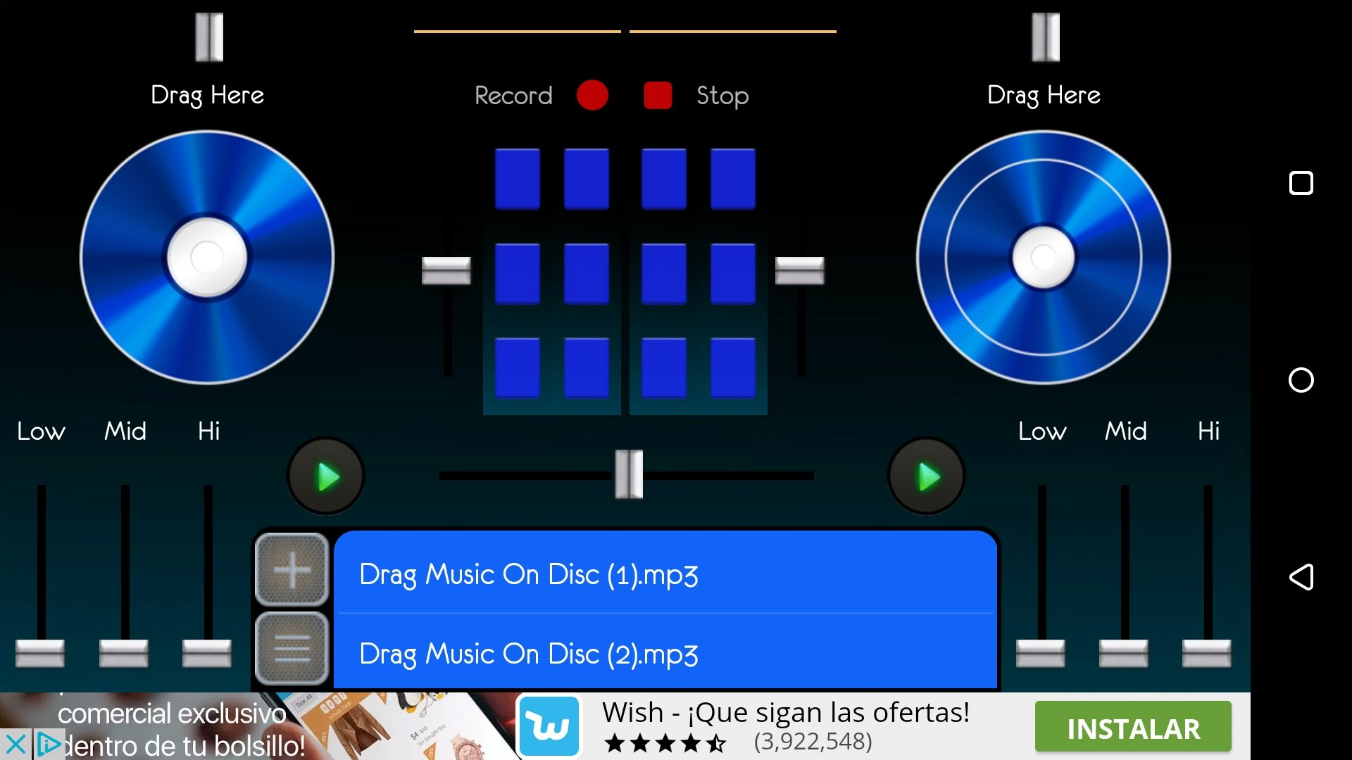 Virtual DJ Mixer Pro 1 0 - Download for Android APK Free