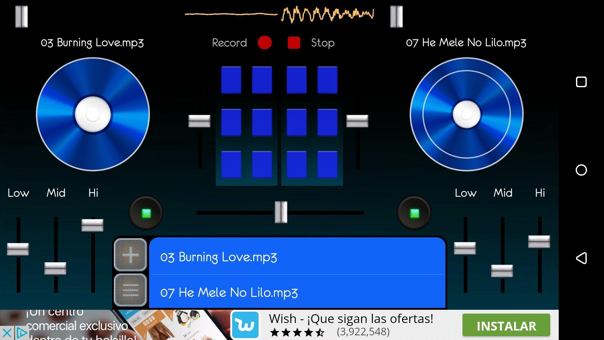 download virtual dj mixer studio apk