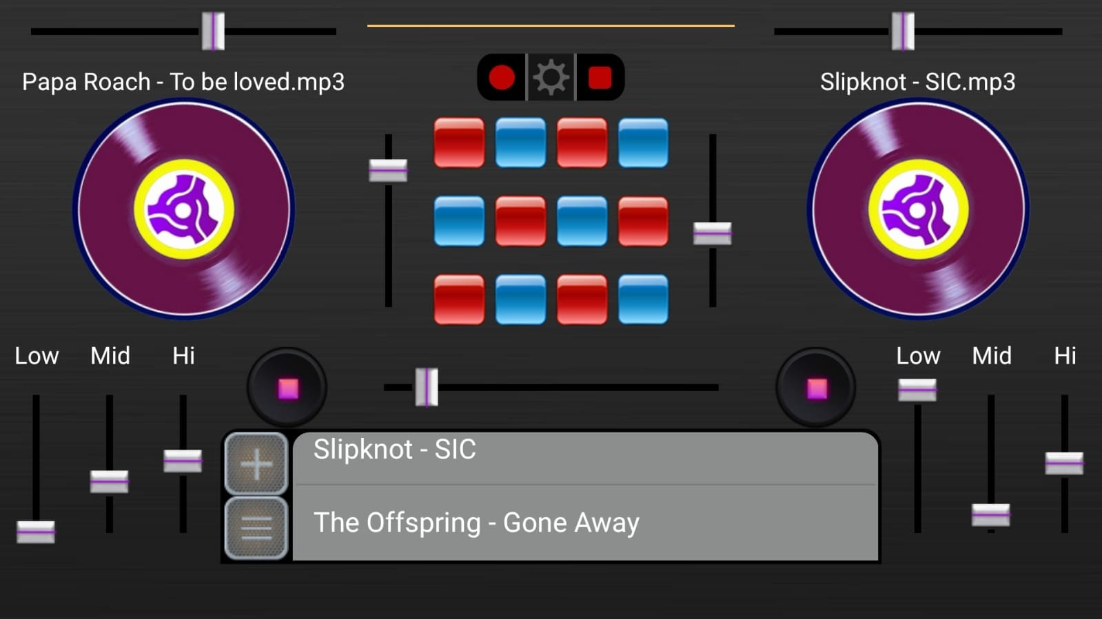 Virtual Dj Music Mixer 1 2 Download For Android Apk Free