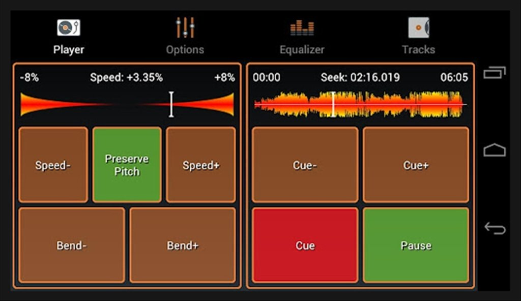 Virtual DJ Turntable Android image 6