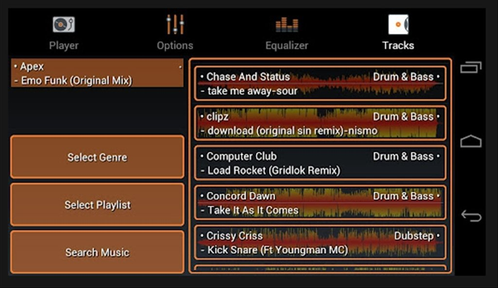 Virtual DJ Turntable 4 10 - Download for Android APK Free