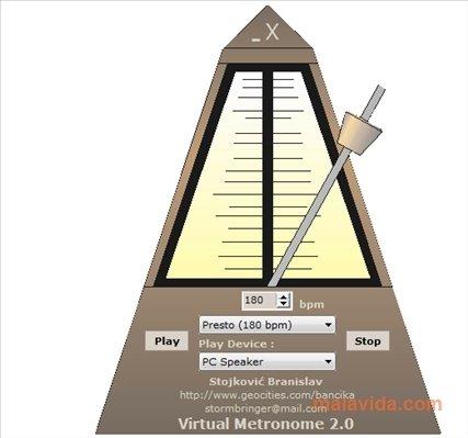 Virtual Metronome