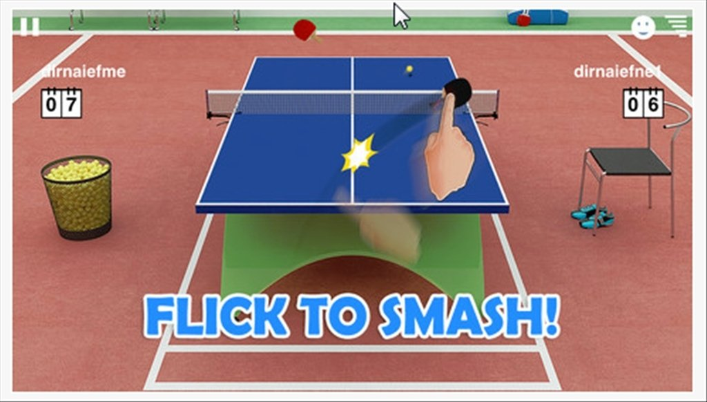 Virtual Table Tennis iPhone image 5