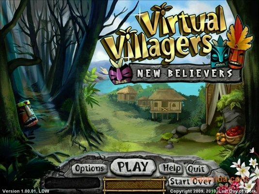 Virtual Villagers 5 - Download for PC Free