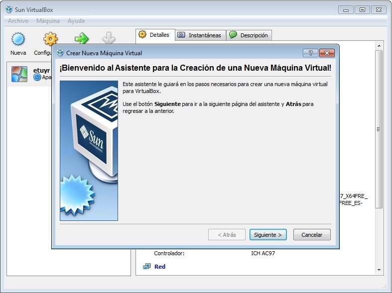 VirtualBox 5.0.0