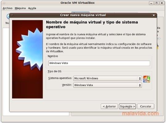 VirtualBox Linux image 4