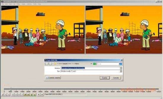VirtualDub image 4