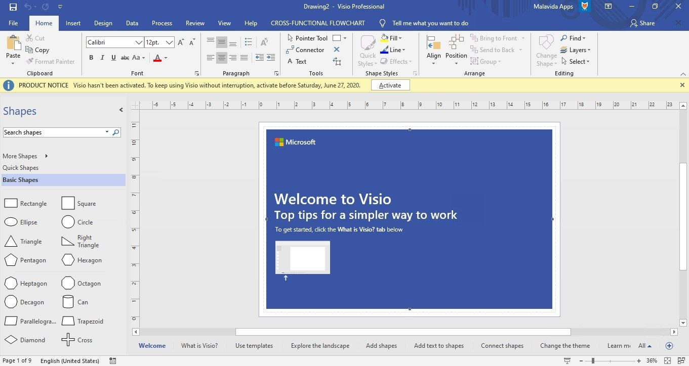 microsoft visio pro 2016 free download full version