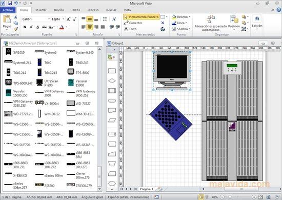 Visio Shapes Free