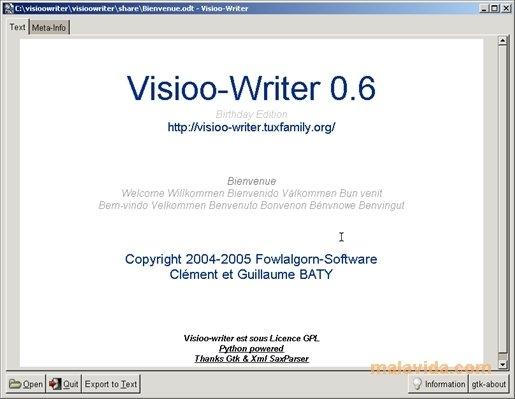Visioo-Writer image 4