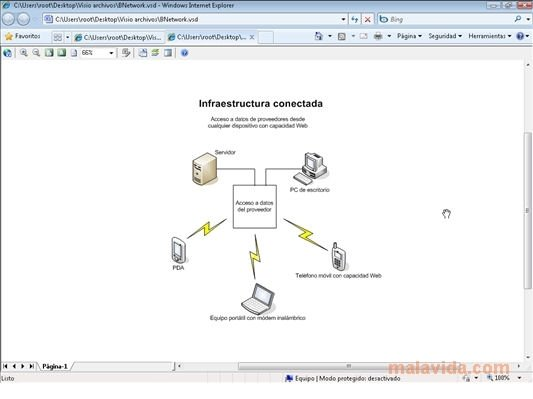 Visio Viewer image 5