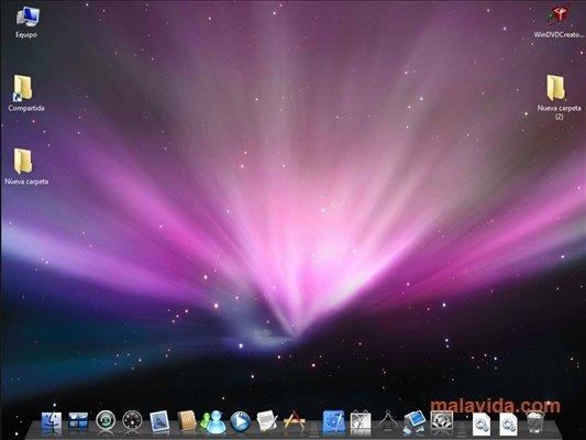 Vista OS X image 4