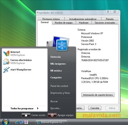 windows vistamizer