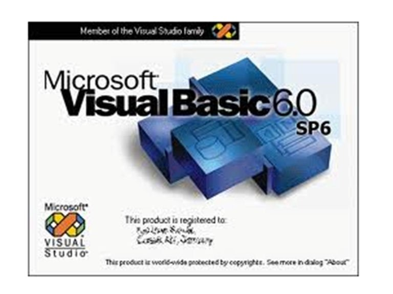 Visual Basic 6 SP6