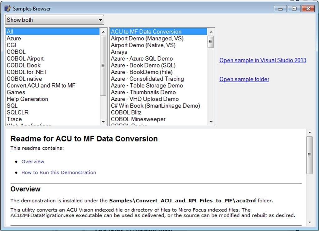 Visual COBOL image 5