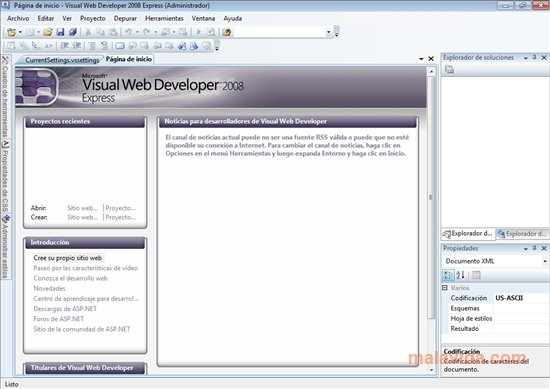Visual Web Developer image 4