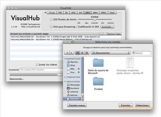 visualhub para windows gratis
