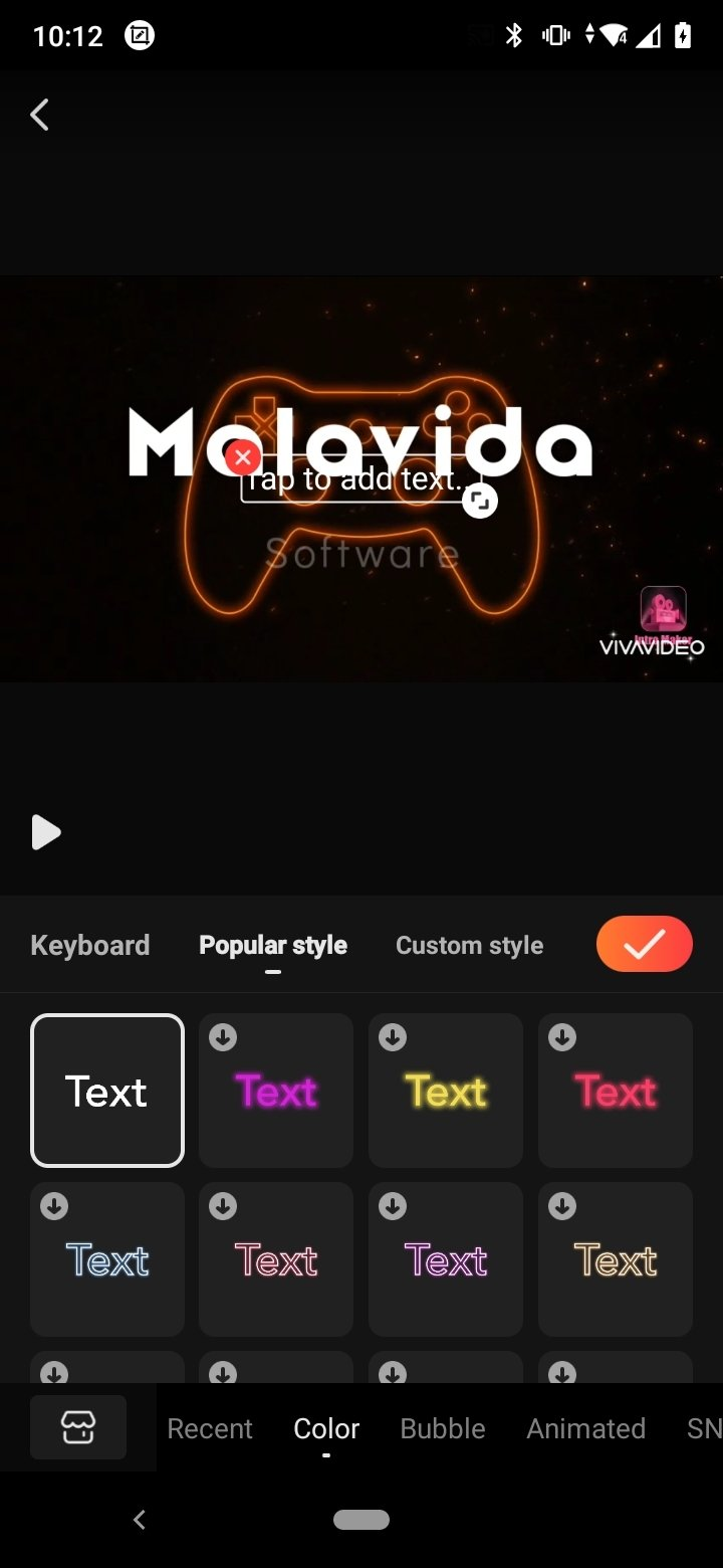 VivaVideo - Free Video Editor Android image 8