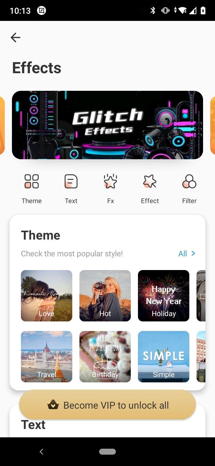 descargar video editor gratis para android