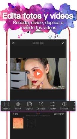 VivaVideo - Video Editor iPhone image 5