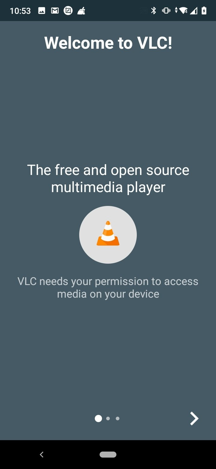 vlc pour android 4.4.2