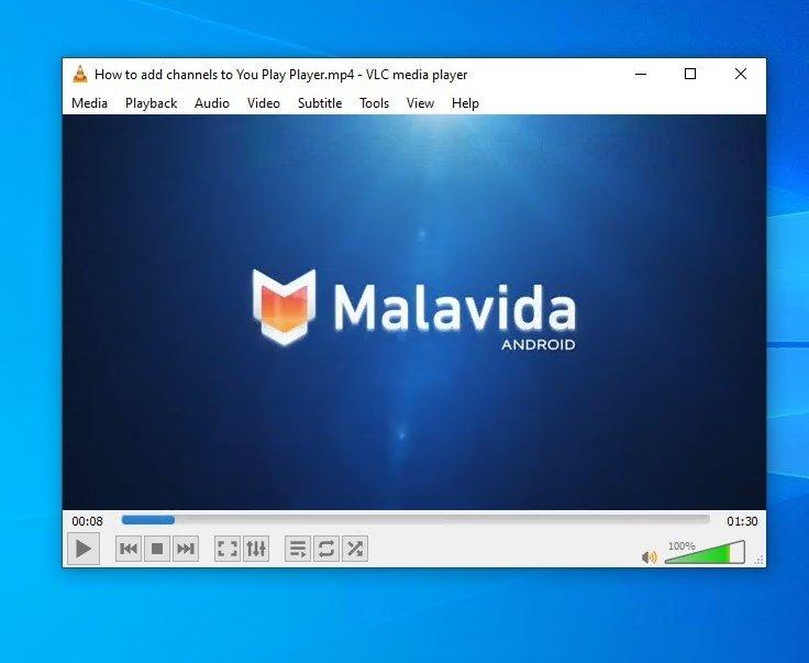 VLC Media Player 2.2.1