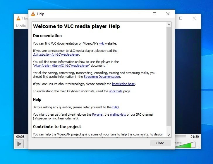 VLC Media Player 3 0 8 - Download for PC Free