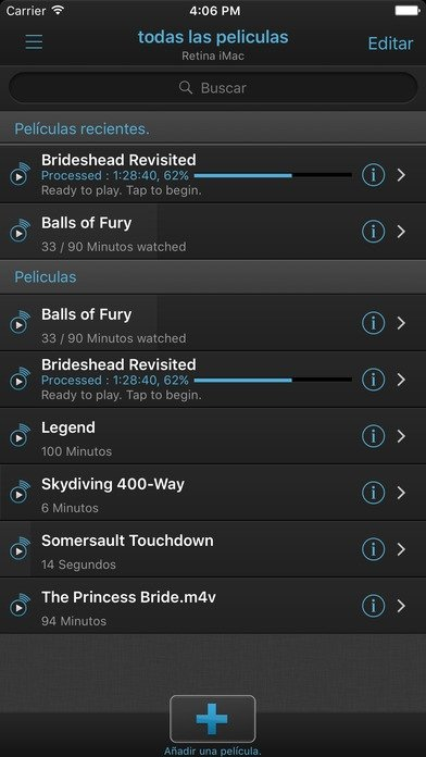 VLC Streamer iPhone image 5
