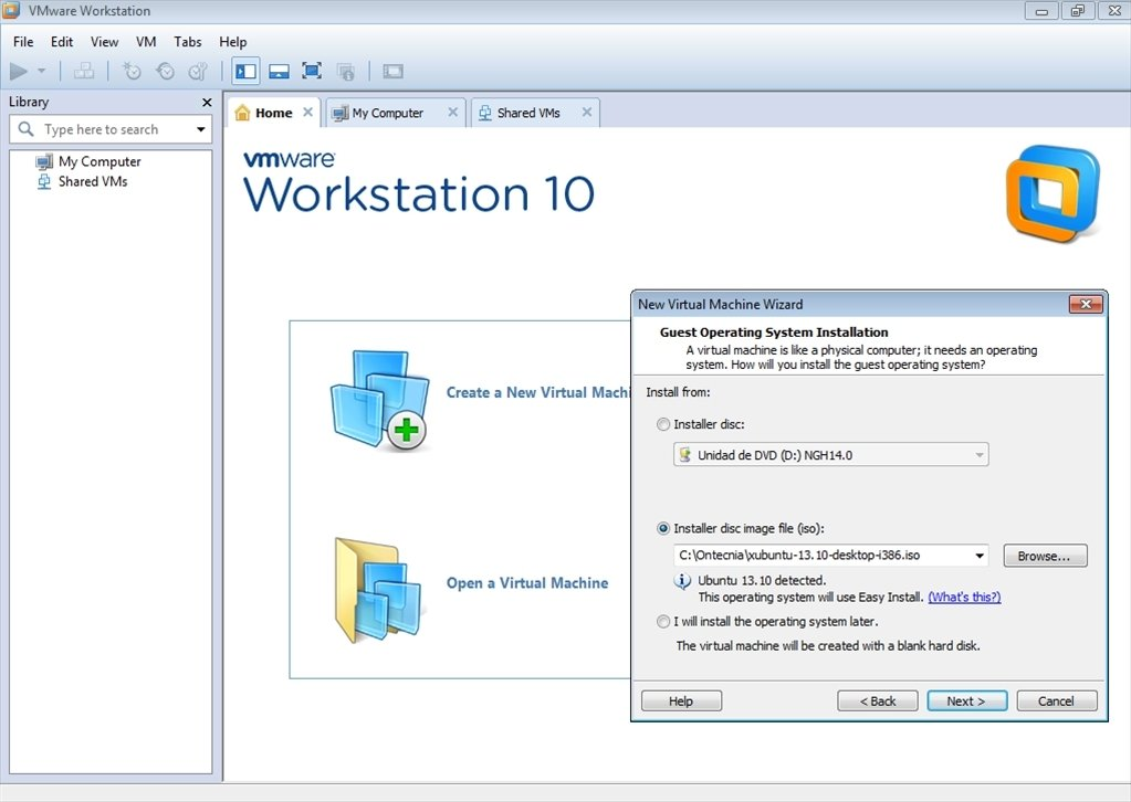 download vmware workstation 64 bit free