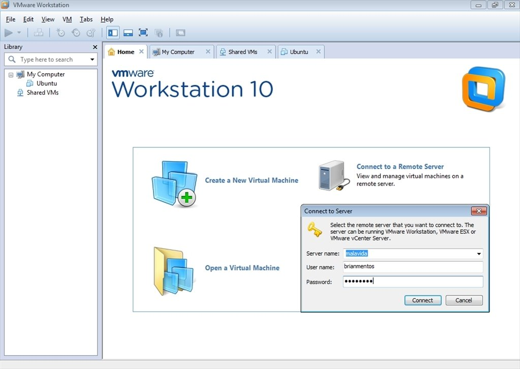 VMware Workstation 15 1 0 - Download for PC Free